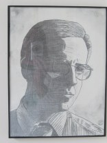 Mike Tuggle Pencil Sketch (7)