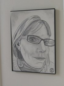 Self Pencil Portrait (1)