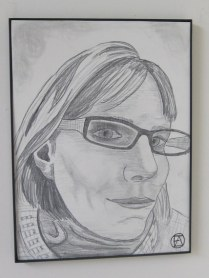 Self Pencil Portrait (7)