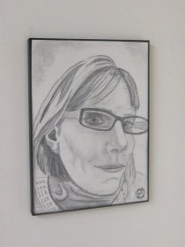 Self Pencil Portrait (8)