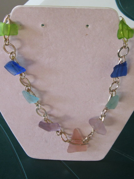BEACH GLASS JEWELRY (8)