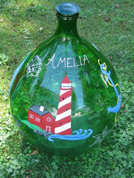 Nautical Theme Bottle 1 (2)