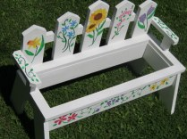 Picket Fence Planter (2)