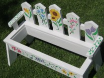 Picket Fence Planter (3)