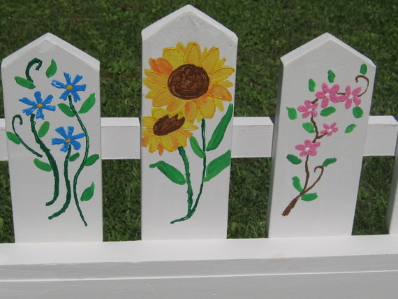 Picket Fence Planter (5)