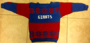 NY GIANTS SWEATER (2)